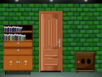 G2M Colorful Brick House Escape