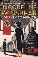Journey to Munich by Jacqueline Winspear (Book cover)