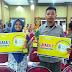 Juara 1 Baca Puisi dan juara 1 Kaligrafi se-Jawa Siswa MAM 1 dan siswi SMPM 14 Karangasem