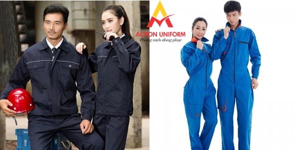 Mẫu đồng phục bảo hộ lao động 13