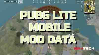 pubg mobile lite mod data