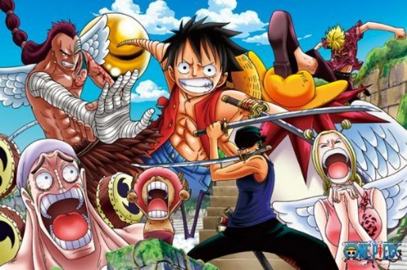 One Piece Arc Skypiea