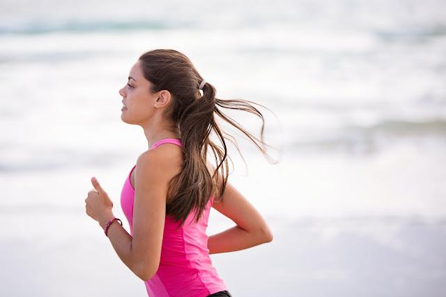 olahraga jogging selama wfh