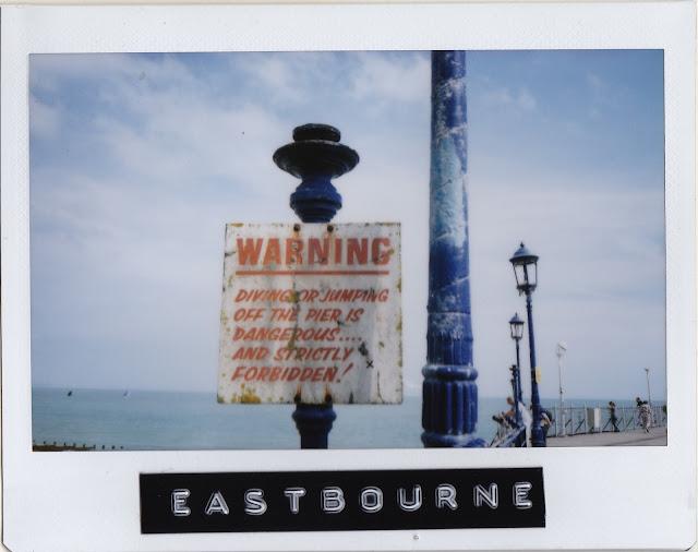 eastbourne polaroid
