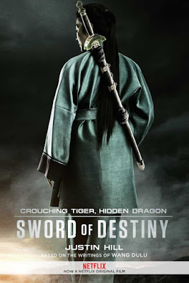 Crouching Tiger, Hidden Dragon: Sword of Destiny 2016 Watch full movie online