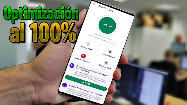 Protege Tu Teléfono Android Contra Todo Tipo De Virus   Avast Antivirus Premium