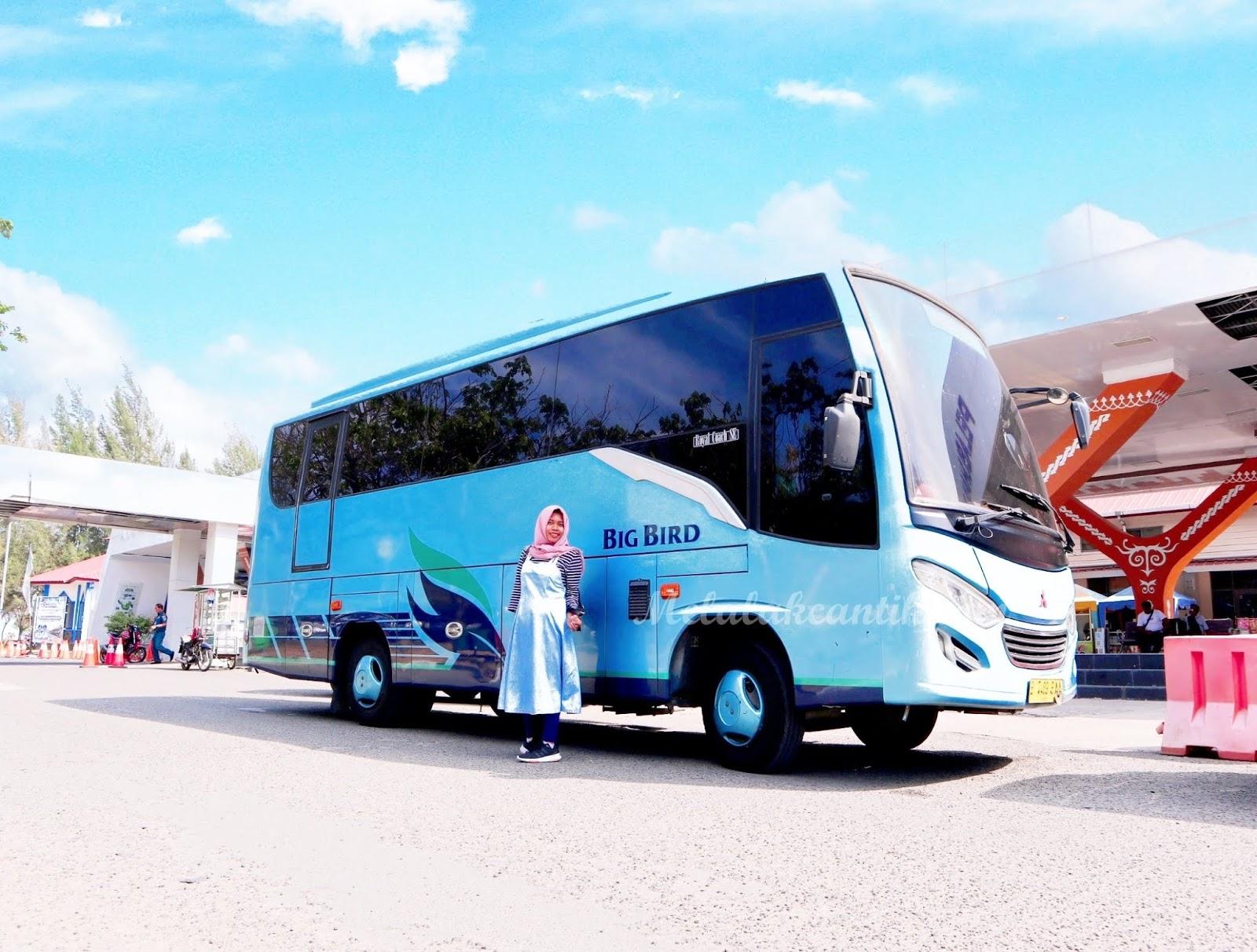 BigBird Shuttle Bus Medan