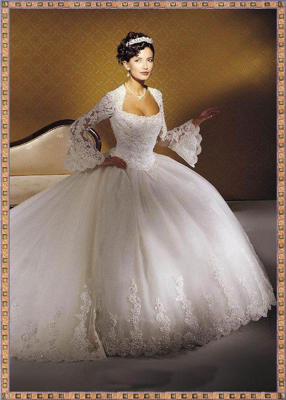 f8fab1d212d Wedding Dresses Princess 2018 - 2019