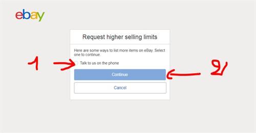 طريقة زيادة الليميت ebay seller limits في موقع ايباي رغم ضعف الانجليزية