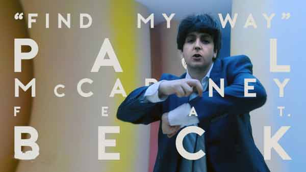find my way lyrics by paul mccartney