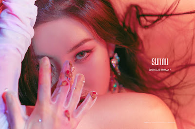 SunMi 'TAIL' Inkigayo