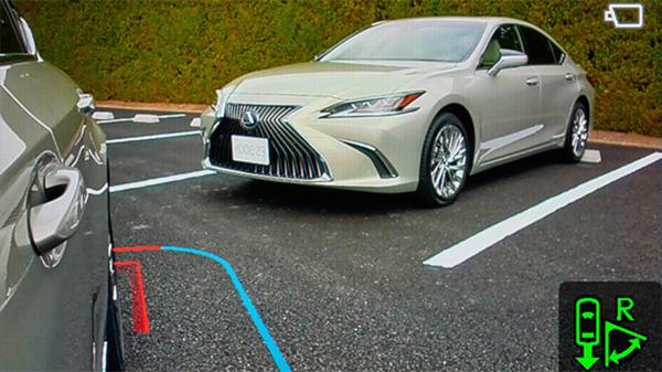 2019 Lexus ES Ayna Sistemi - 6
