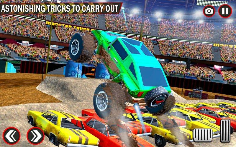 تحميل لعبة Monster Truck Drive