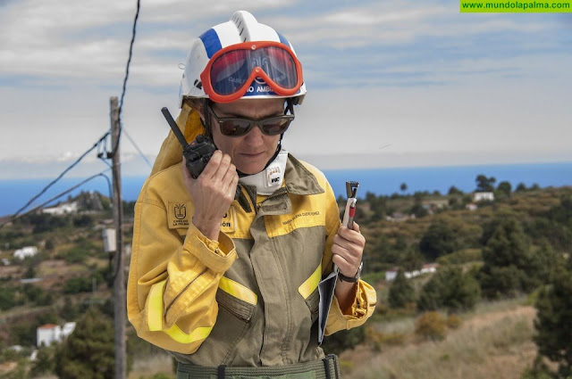 El Cabildo refuerza los operativos de Medio Ambiente e Infraestructuras para atender las emergencias