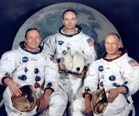 Astronautas Apolo 11