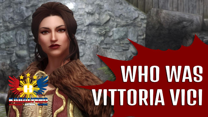 Who Took Out VITTORIA VICI And Who Was The Next Target? - Modded SKYRIM Special Edition [Gameplay]