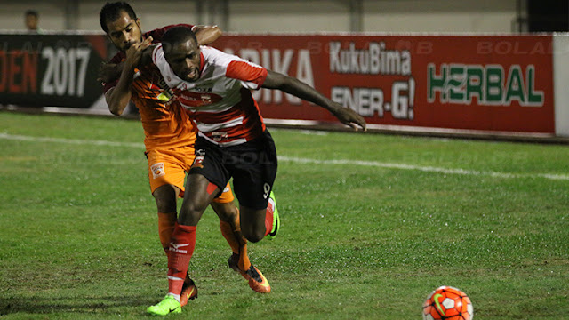 Borneo FC vs Madura United