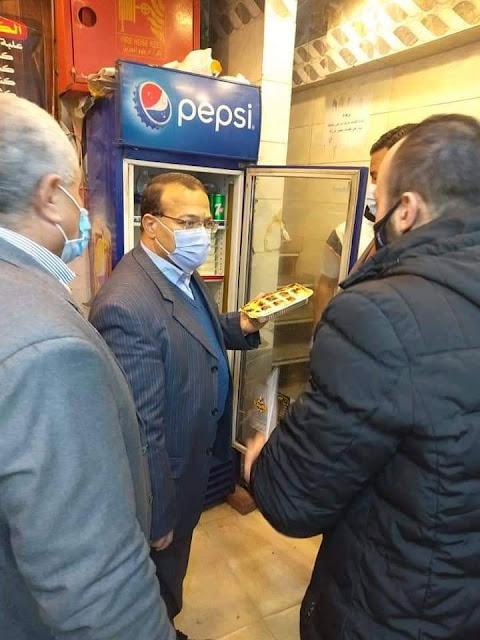 محافظ المنيا يوجه رؤساء المراكز بمتابعة تطبيق إجراءات مواجهة فيروس كورونا