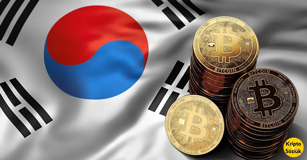 Bitcoin ve Kripto Paralar Artık Güney Kore'de Tamamen Yasal