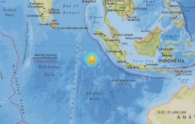 Amaran Tsunami Dikeluarkan Berikutan Gempa Bumi Kuat di Sumatera