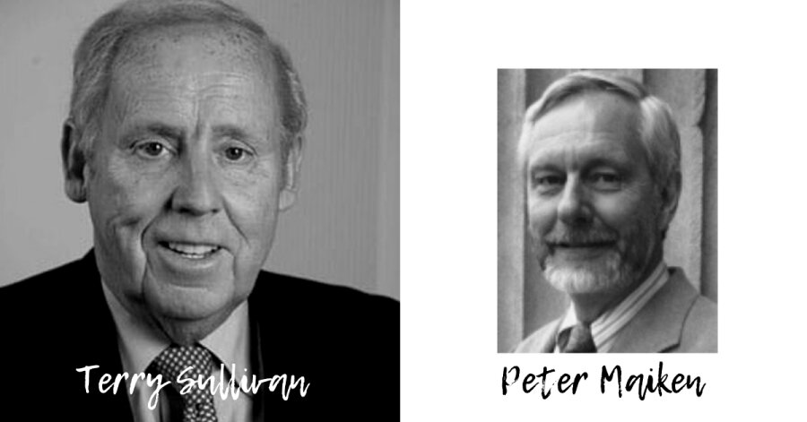 Terry Sullivan e Peter Maiken