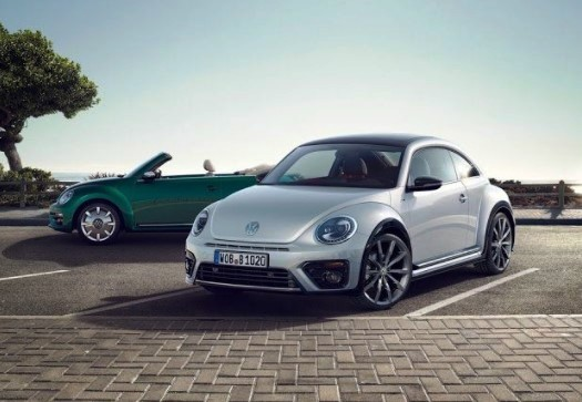 2019 Volkswagen Beetle Electric Redesign Hannover