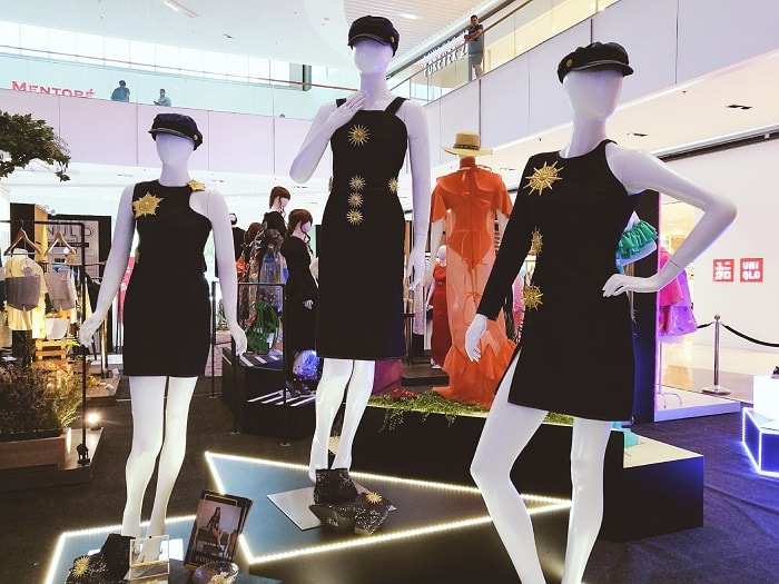 Sinulid Exhibition 2018 at SM Aura Premier, Philippine local fashion designers, millennial fashion