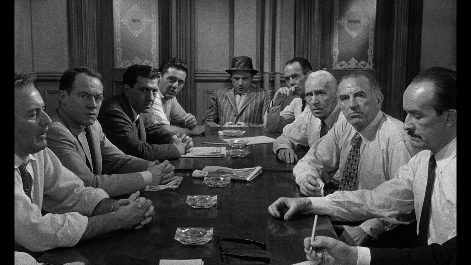 HD Wallpapers 12 Angry Men