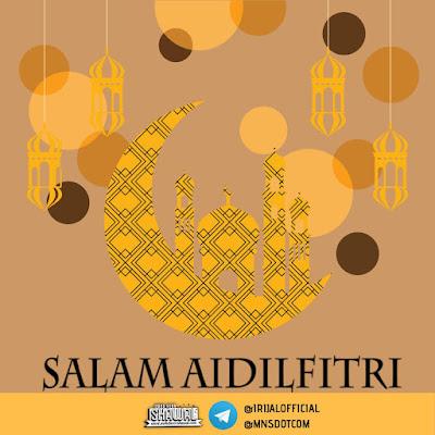 Salam Aidilfitri ^^