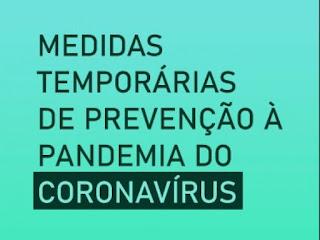 Em novo decreto Prefeitura de Paulista prorroga medidas de segurança e prevenção à Covid-19