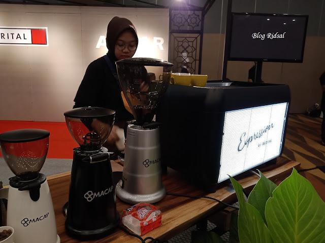 Medan Fusion Culinary 3: Melihat Langsung Event Kuliner di Hotel Santika Premiere Dyandra - Pameran 02