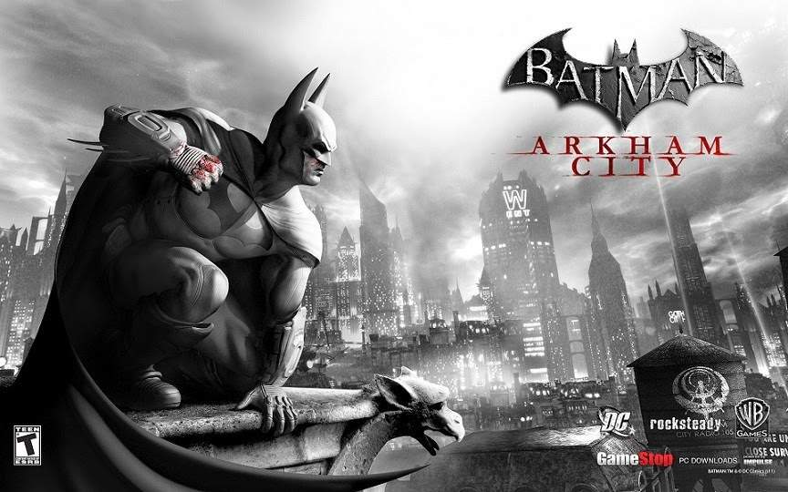 Batman Arkham City Download Free PC Game
