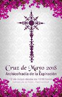 Málaga (Hermandad de la Expiración) - Cruces de Mayo 2018