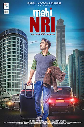 Mahi NRI 2017 Punjabi Movie Download 300Mb 480p WEBRip
