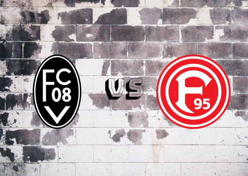 Villingen vs Fortuna Düsseldorf  Resumen