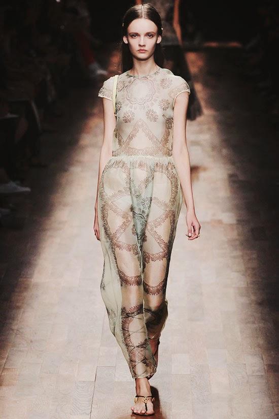 Valentino Spring 2015 Ready-to-Wear PFW