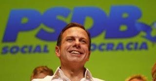João Doria é condenado a perda de direitos políticos