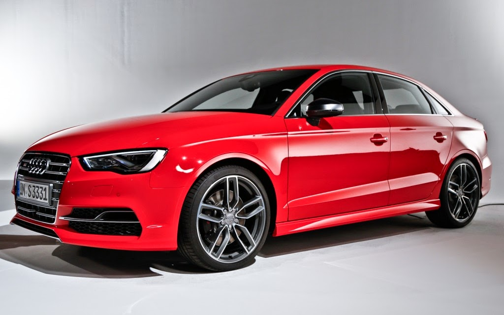 New Audi A4 Coming September 2015