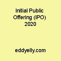 Initial Public Offering (IPO) 2020