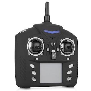 Spesifikasi WLToys Q333A - GudangDrone