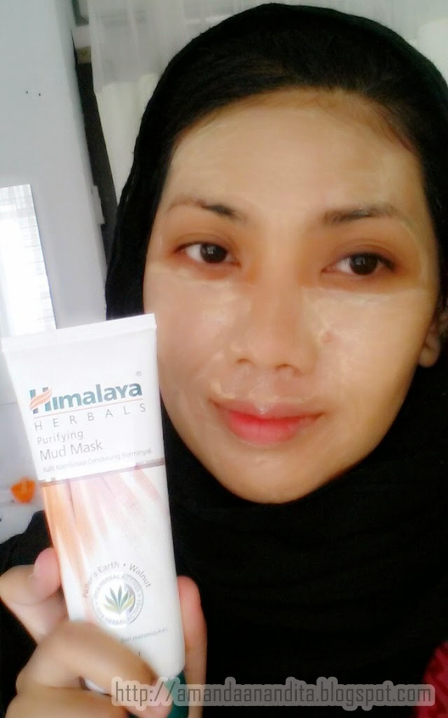 Tips Cantik By Amanda An Indonesian Beauty Blogger Himalaya Purifying Mud Mask Review