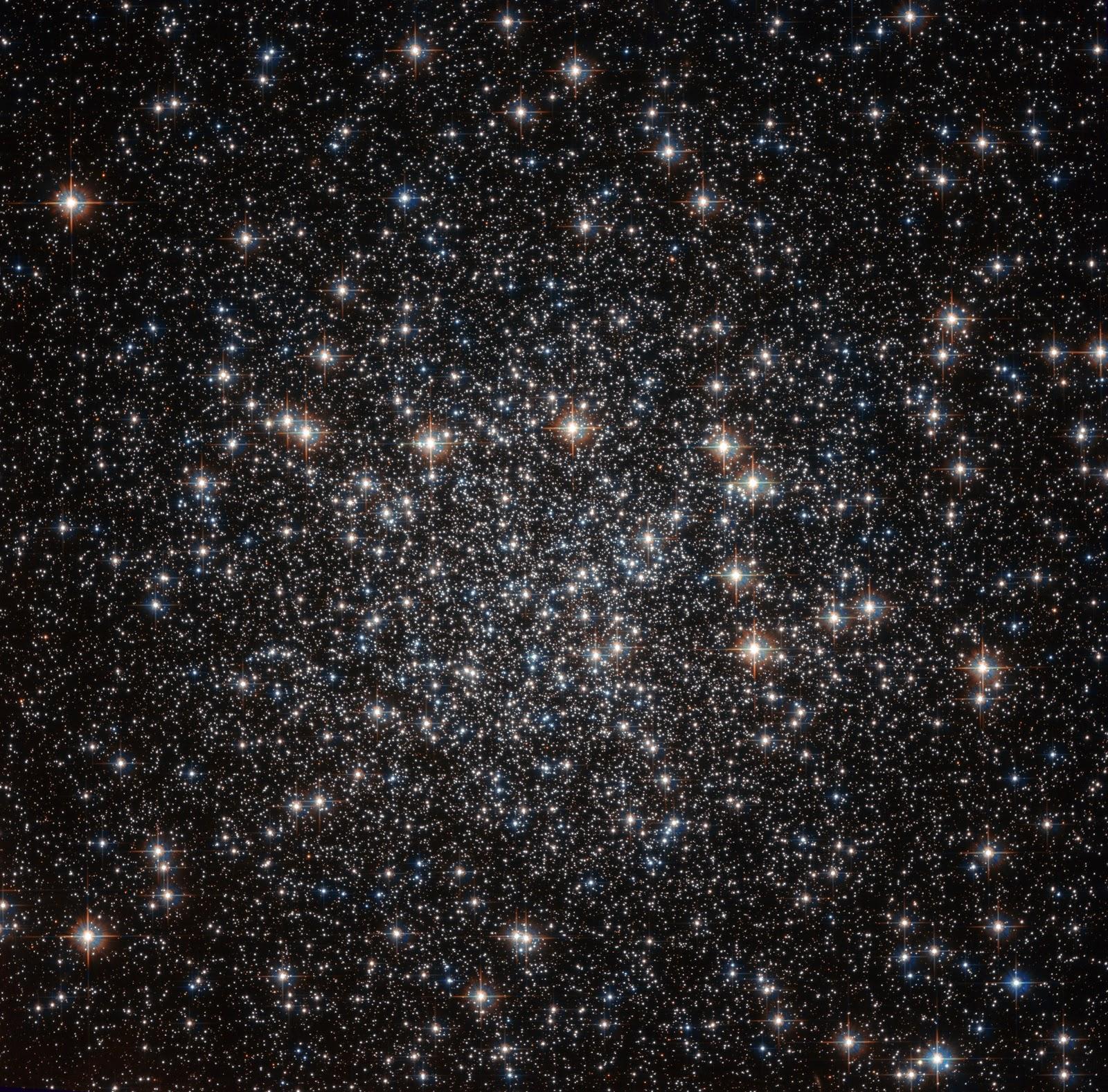 球状星団のNGC 4833