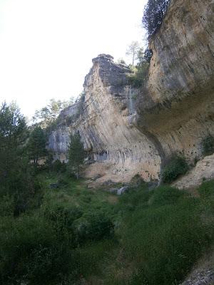 Hoz del río Tejadillos (Cuenca)