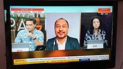 Realiti Rakyat ASTRO Awani ~ Segmen Khas Hari Guru 2020 bersama Cikgu Hailmi