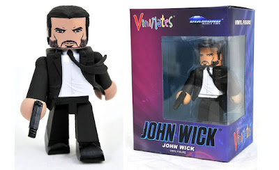 San Diego Comic-Con 2019 Exclusive John Wick Chapter 1 Vinimates Vinyl Figure by Diamond Select Toys