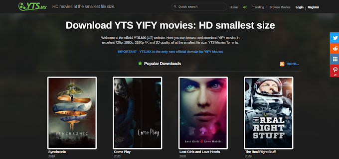 How to Download Movie Torrents From YTS