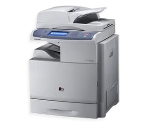 imagine improving your picture amongst the force of a push Samsung Printer CLX-8380ND Driver Downloads