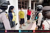 Ops Lilin 2020, Satgas Preventif Polda Sulsel Gencarkan Patroli