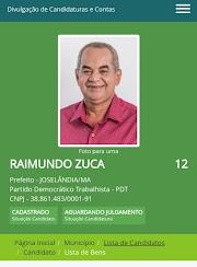 Candidato a prefeito de oposição de Joselândia que faz campanha de liso tem meio milhão em bens