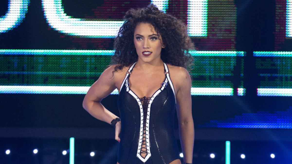 Atual status de Vanessa Borne na WWE